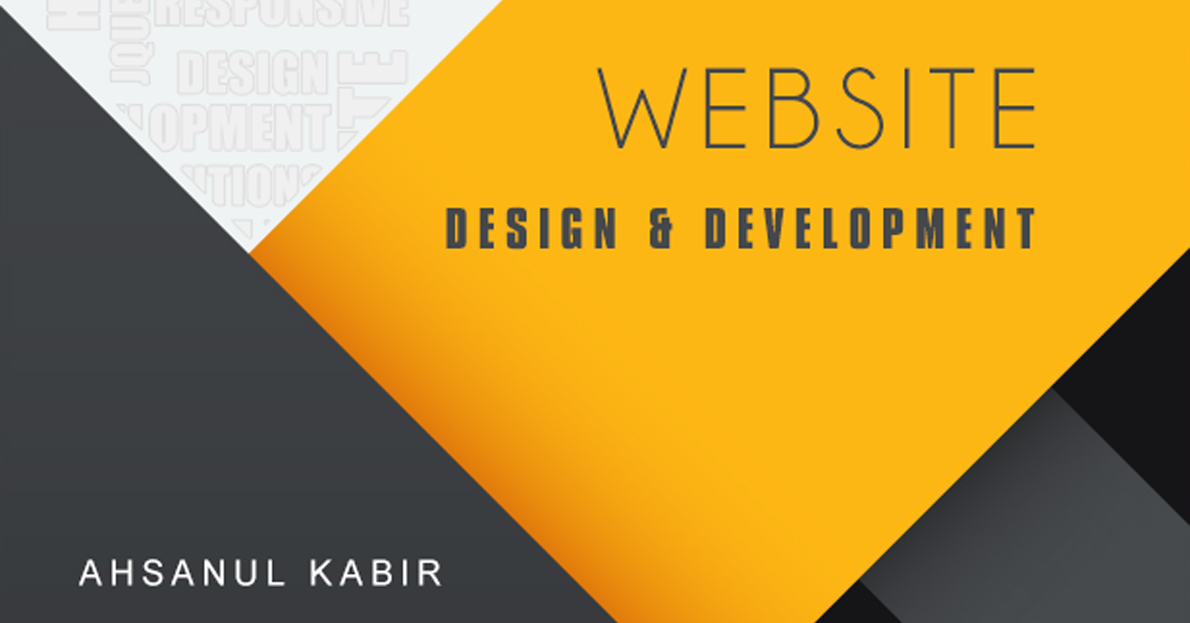 Website Development & Web Design Bangladesh (Mymensingh)